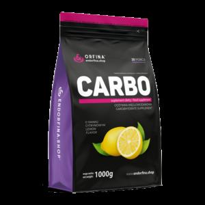 Carbo odżywka węglowodanowa cytrynowy 1000g