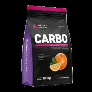 Carbo odżywka węglowodanowa pomarańczowy 1000g