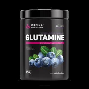 Glutamina jagodowy 150g