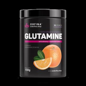 Glutamina pomarańczowy 150g