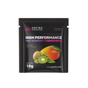 High performance kiwi z mango 10g