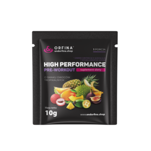 High performance owoce tropikalne 10g