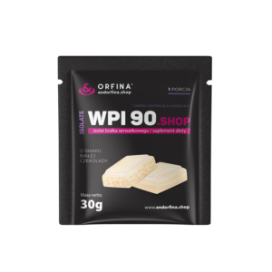 Izolat WPI 90 biała czekolada 30g
