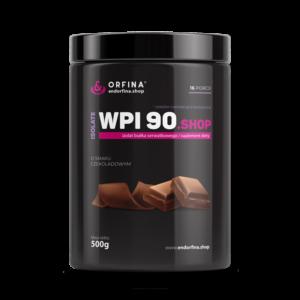 Izolat WPI 90 odżywka białkowa czekoladowy 500g