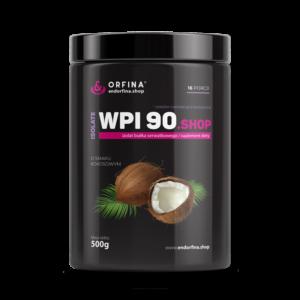 Izolat WPI 90 odżywka białkowa kokosowy 500g
