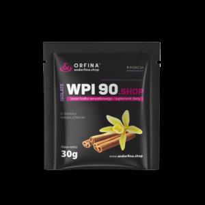 Izolat WPI 90 waniliowy 30g