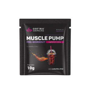 Muscle pump cola 10g