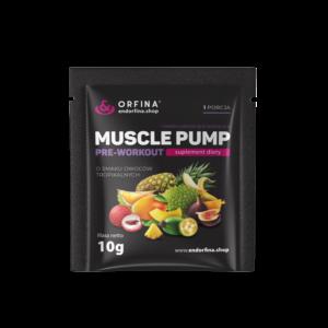 Muscle pump owoce tropikalne 10g