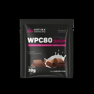 WPC80 czekoladowy 30g