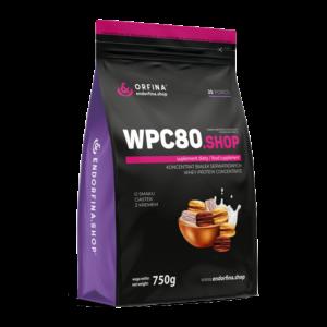 WPC80 odżywka białkowa ciastko z kremem 750g