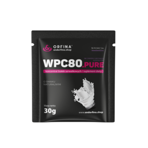 WPC80 pure 30g