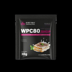 WPC80 tiramisu 30g