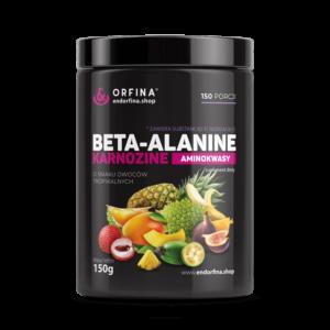 Beta Alanine owoce tropikalne 150g