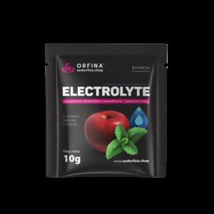 Electrolyte jabłko z miętą 10g