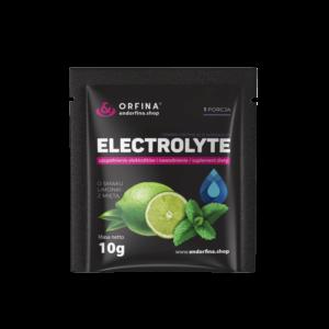 Electrolyte limonka z miętą 10g