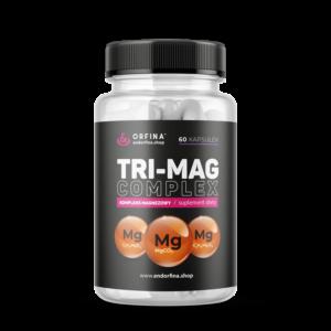 TRI-MAG Complex 60 kapsułek