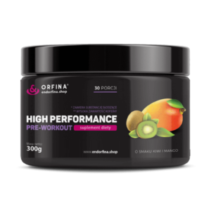 High performance kiwi z mango 300g