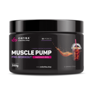 Muscle pump cola 300g