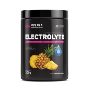 Electrolyte ananasowy 200g