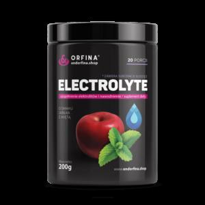 Electrolyte jabłko z miętą 200g