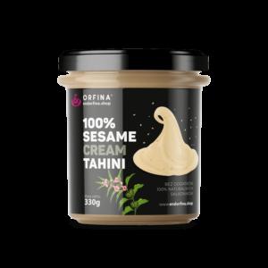 Krem sezamowy – 100% – Tahini 330g